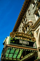 Capitol Theatre During Wicked 2009-11