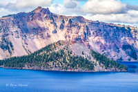 Wizard Island in Crater Lake-1